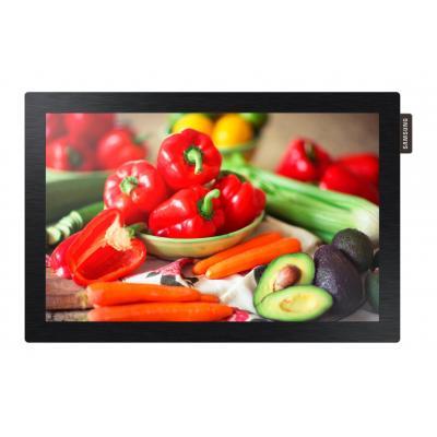"Samsung public display: HD General Display 10"" DB10D - Zwart"