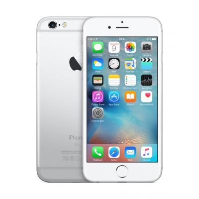 Apple smartphone: iPhone 6s 128GB Silver - Zilver (Refurbished LG)
