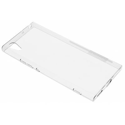 Nature Backcover Sony Xperia XA1 - Grijs / Grey Mobile phone case