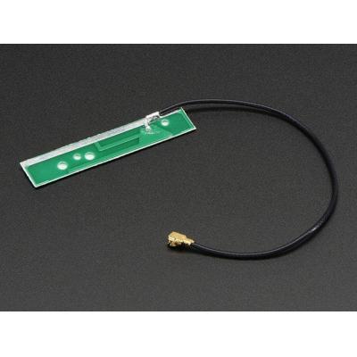 Adafruit antenne: 2.4GHz Mini Flexible WiFi Antenna, uFL, 100mm