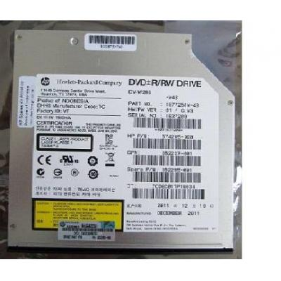 Hewlett Packard Enterprise DVD-RW drive (Jack Black Color) - SATA interface, 12.7mm slim form .....