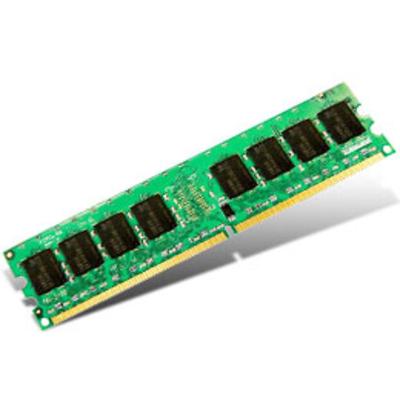 Transcend 1GB DDR2 DDR2-533 Unbuffer Non-ECC Memory RAM-geheugen