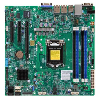 Supermicro MBD-X10SLL-F-O moederbord