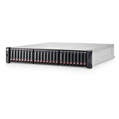 Hewlett Packard Enterprise HPE MSA 2040 Energy Star SAS Dual Controller SFF Storage SAN