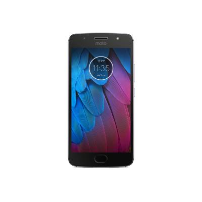 Motorola smartphone: Moto G5S - Grijs 32GB
