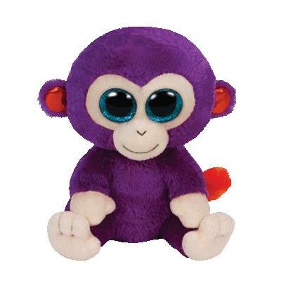 Ty stuffed toy: Grapes - Beige, Paars