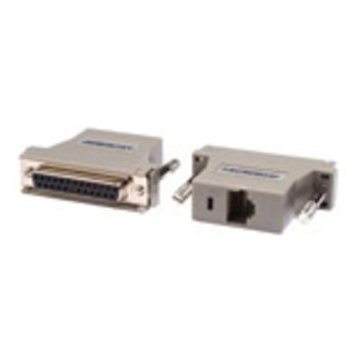 Raritan ASCSDB25F Kabel adapter - Grijs