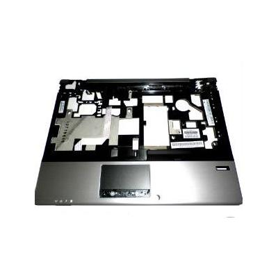 HP Top Cover With Fingerprint Reader Refurbished notebook reserve-onderdeel - Zwart, Zilver (Refurbished ZG)