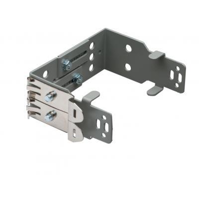 Black Box DIN Rail Mounting Kit for FlexPoint Media Converters Montagekit - Zilver