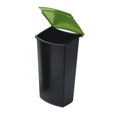 Han prullenbak: MONDO - Zwart, Groen