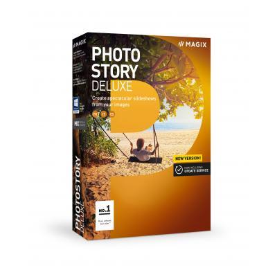 Magix grafische software: Magix, Photostory Deluxe
