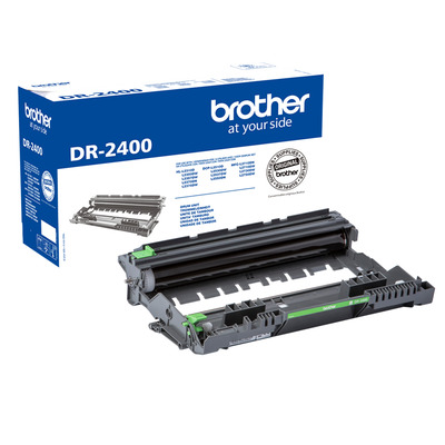Brother DR-2400 Drum - Zwart