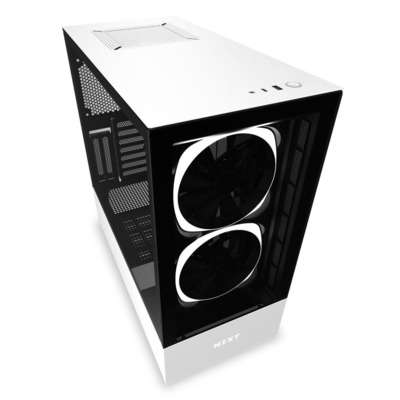 NZXT H510 Elite Behuizing - Wit
