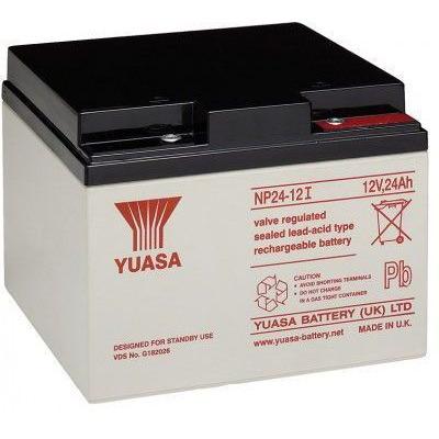 CoreParts MBXLDAD-BA027 UPS batterij - Zwart,Zilver