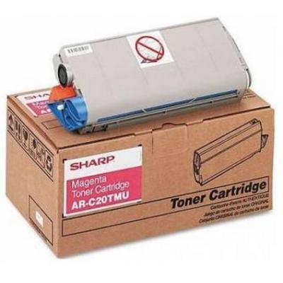 Sharp Magenta, Standard Capacity, 1-pack Toner