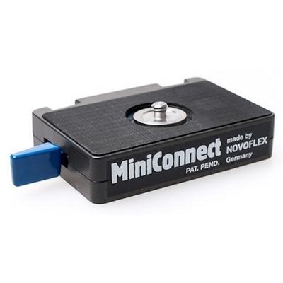 Novoflex MiniConnect Camera-ophangaccessoire - Zwart