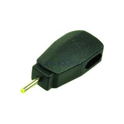2-power laptop accessoire: Universal Tip, 20V, 2.1A, Black - Zwart