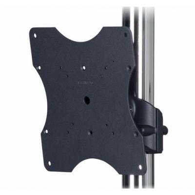 Infocus accesoire: DigiEasel Swivel Mount, 22.7 kg Max, Black - Zwart