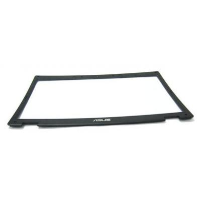 Asus laptop accessoire: LCD Bezel - Zwart