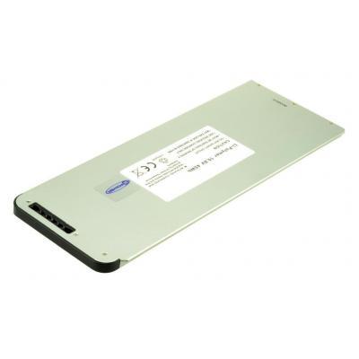 """2-power batterij: Battery for Apple MacBook 13"""", Li-Poly - Grijs"""
