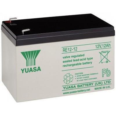 CoreParts MBXLDAD-BA013 UPS batterij - Zwart,Zilver