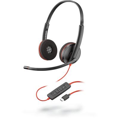 POLY Blackwire C3220 - Zwart Headset