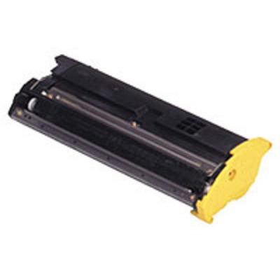 Konica Minolta mc 2200 Yellow cartridge Toner - Geel