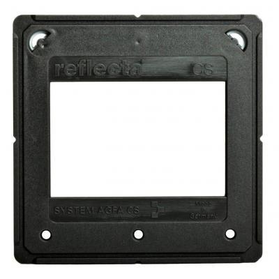Reflecta projector accessoire: CS slide mounts - Zwart