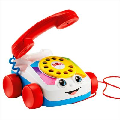 Fisher price pull toy: Everything Baby Chatter Telephone - Multi kleuren