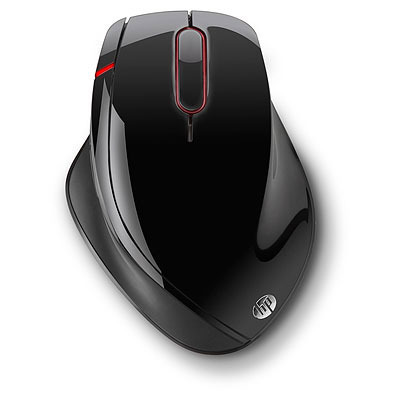 HP X7000 Muis - Zwart