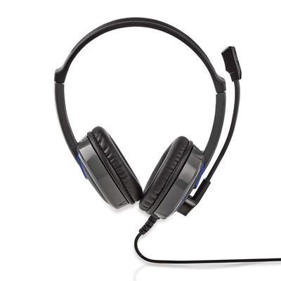 Nedis GHST200BK Headset - Zwart