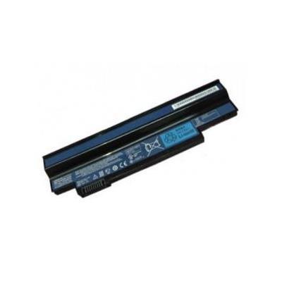 Acer batterij: BT.00603.107. Capacité de la batterie: 4400 mAh, Technologie batterie: Lithium-Ion (Li-Ion), Tension .....