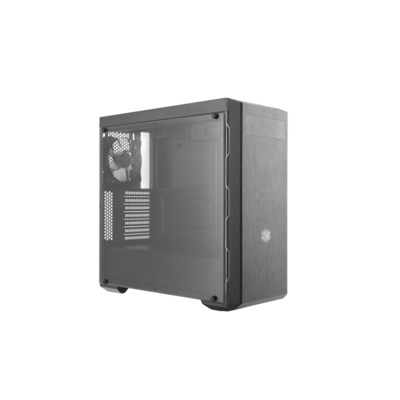 Cooler Master MasterBox MB600L Behuizing - Zwart