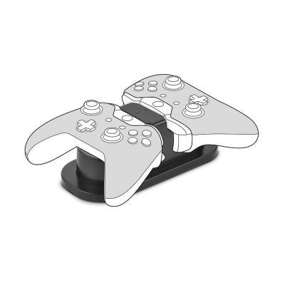 Speed-link spel accessoire: TWINDOCK USB Dual Charger - Zwart