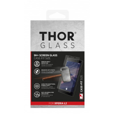 Thor 32107 Screen protector - Transparant