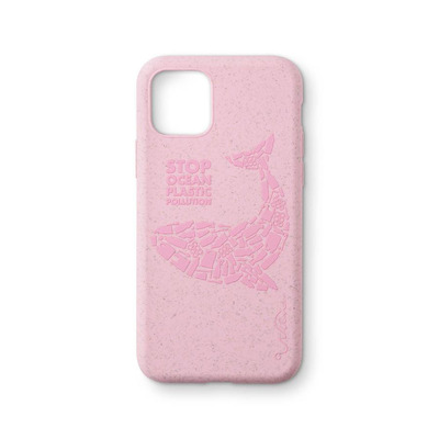 Wilma Whale Tone in Tone Mobile phone case