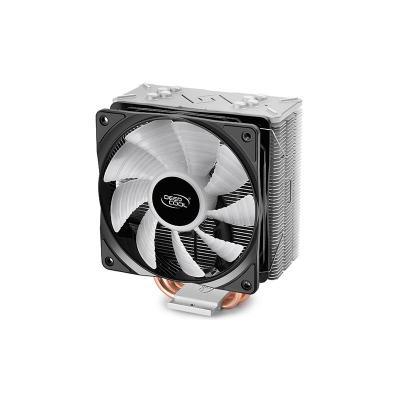 DeepCool GAMMAXX GT Hardware koeling - Zwart, Roestvrijstaal, Wit