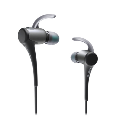 Sony MDR-AS800BT Headset - Zwart
