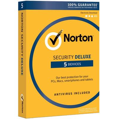 NortonLifeLock Norton Security Deluxe 3.0 Software