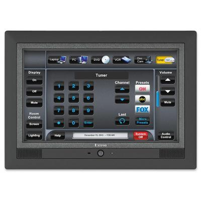 Extron : TLP Pro 1020M - Zwart