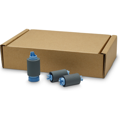 HP PageWide rollenkit Printing equipment spare part - Zwart,Blauw
