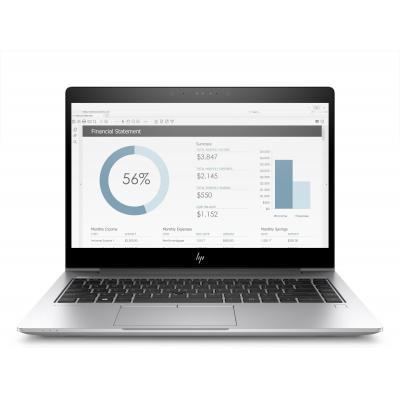 Hp laptop: EliteBook x360 1030 G3 - Zilver (Renew)