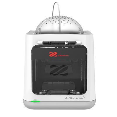 Xyzprinting da Vinci nano, FFF, 0.1 mm - 0.3 mm, PLA, PETG,Tough PLA, USB 2.0, 4.7 kg, white