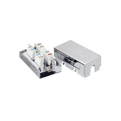 Equip Cat.6 Shielded Junction Box Kabel connector