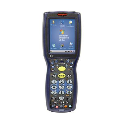 Honeywell MX7T2D1B1B0ET4D - Alphanumeric PDA - Zwart, Blauw
