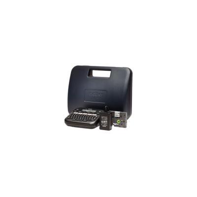 Brother PT-D210VP - QWERTY Labelprinter - Zwart