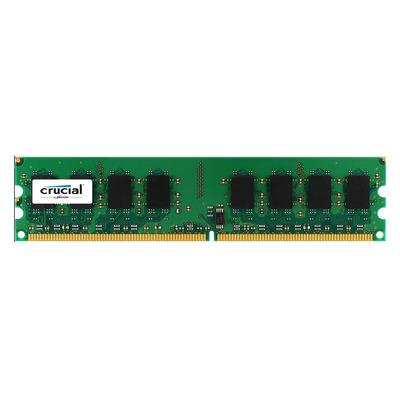 Crucial 2GB DDR2 RAM-geheugen