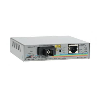 Allied Telesis AT-FS238A/1 Media converter