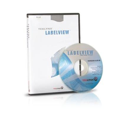 Teklynx etiketten software: LABELVIEW 10 Gold