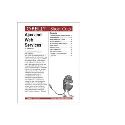 O'reilly boek: Media Ajax and Web Services - eBook (PDF)